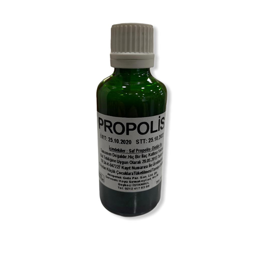 Propolis 100 Mg